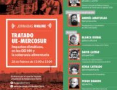 Jornada virtual sobre el Tratado UE-Mercosur