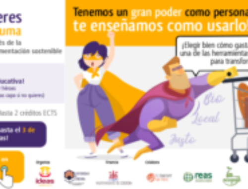Ciclo de talleres sobre consumo, ODS, economía solidaria