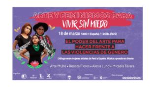 Evento sobre arte y feminismos