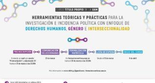 Curso para investigación e incidencia política