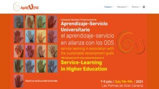 Congreso de Aprendizaje-Servicio Universitario
