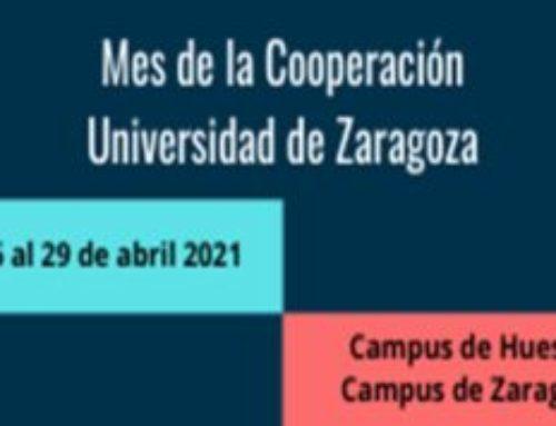 Mes de la Cooperación de la Universidad de Zaragoza