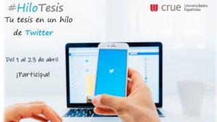 #HiloTesis: concurso sobre divulgación científica en Twitter