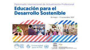Diploma en Educación para el Desarrollo Sostenible