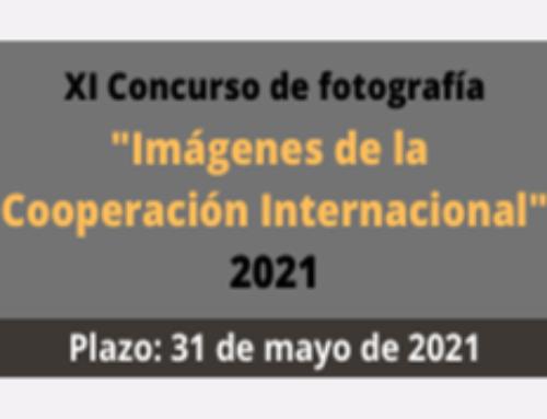 Concurso de fotografía sobre cooperación internacional