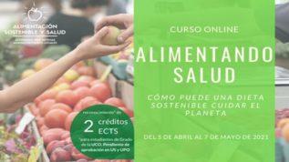 Curso sobre alimentación, salud y sostenibilidad