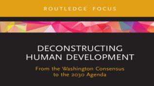 Presentación de libro sobre deconstrucción del desarrollo humano