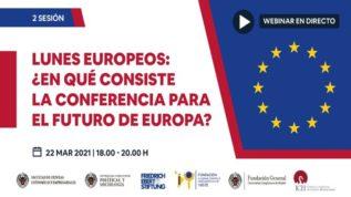 Serie de conversatorios sobre el futuro de la UE