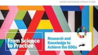 Seminarios sobre investigación, conocimiento y ODS