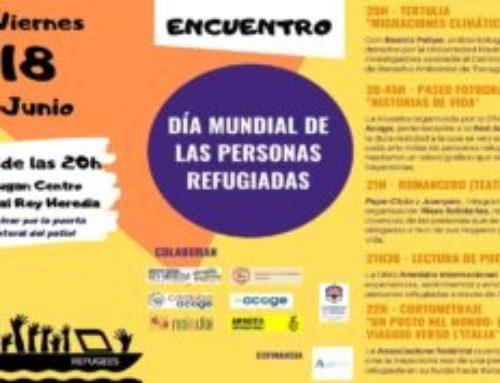 Día mundial de las personas refugiadas en Córdoba