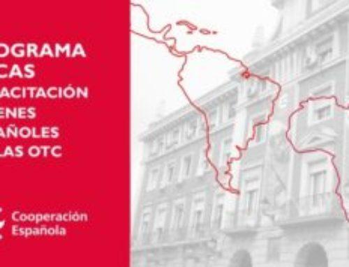Becas MAEC-AECID para capacitación de jóvenes españoles/as