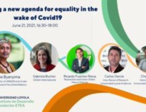Seminario sobre una nueva agenda para la igualdad