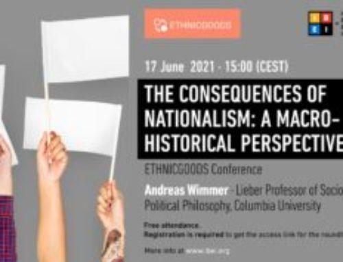 Conferencia sobre las consecuencias del nacionalismo