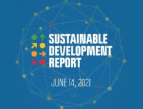 Lanzamiento del Informe sobre Desarrollo Sostenible 2021