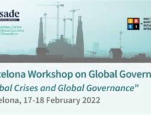 Taller sobre Gobernanza Global