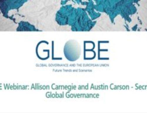 Seminario virtual sobre gobernanza global